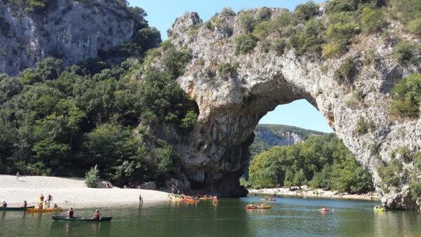 Le Pond d'Arc