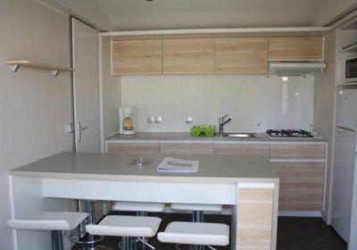 Premium Mobile Home 32sq.m. 3 bedrooms 7 people