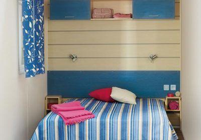 Stacaravan 21 m² 1 slaapkamer