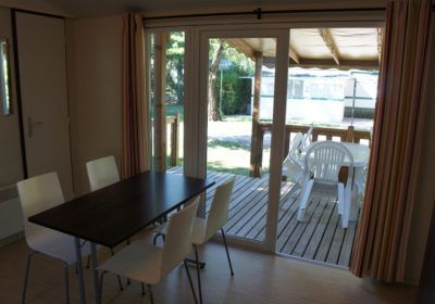 Mobil-home Confort 32 m² 2 chambres