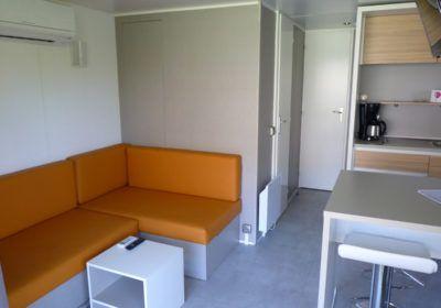 Stacaravan Premium 32 m² 2 slaapkamers