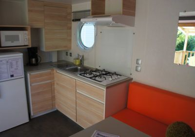 Premium Mobile Home 32sq.m. 2 bedrooms 4 people