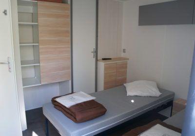 Stacaravan Premium 32 m² 2 slaapkamers 4 personen